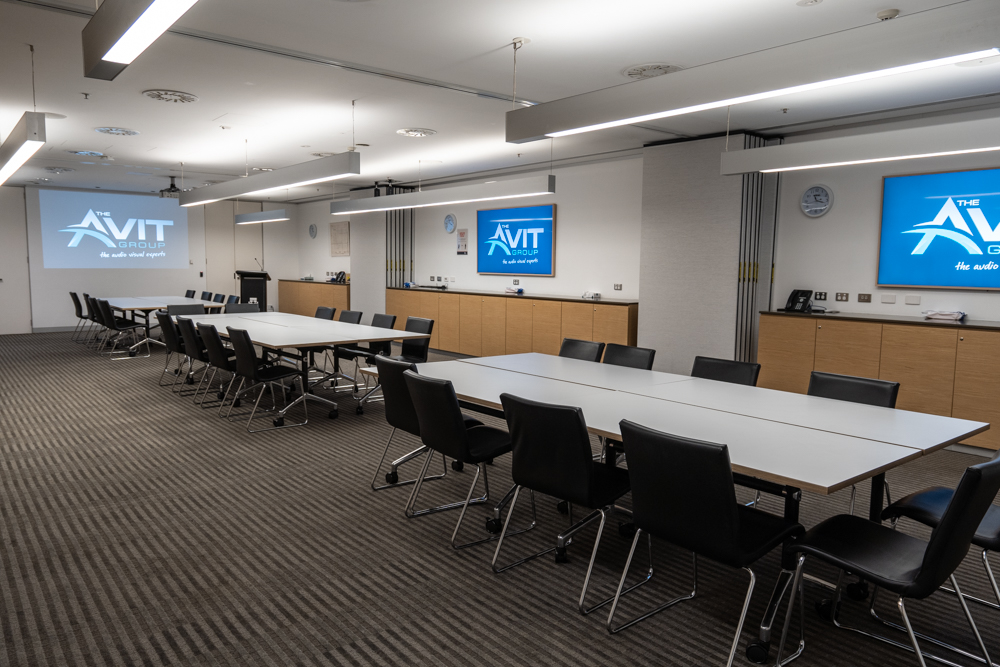 Law Society Board Room - Audio Visual Portfolio